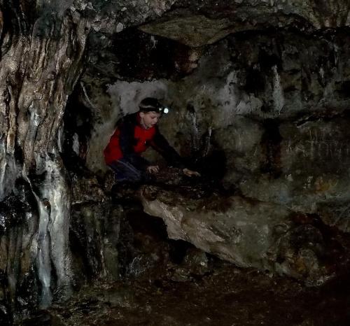 ...w jurajskiej jaskini #jaskinia