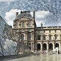 Luwr #miasta #paryż