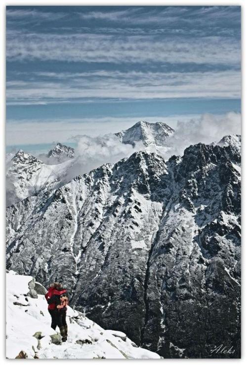 ... #góry #krajobraz #tatry