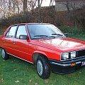 Renault 9 Broadway 1,4 1987 rok #Renault9 #Broadway