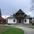 Stary Dom Zdrojowy #BeskidNiski #Wysowa