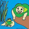 dwie żaby #humor #kobieta