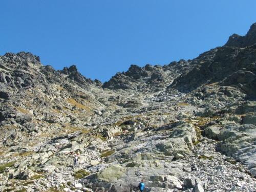 Tatry #krajobrazy #skały #Tatry #turystyka #wycieczka