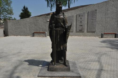 Książe Leszek Czarny #busko #czarny #książe #Leszek #zdrój