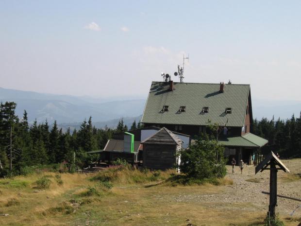 Schronisko na Skrzycznym #Góry #BeskidŚląski #Szyndzielnia #Klimczok #Skrzyczne