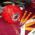 bombeczki od FredkiFifi :) #fretka #wystawa #bombka #SPF #aukcja