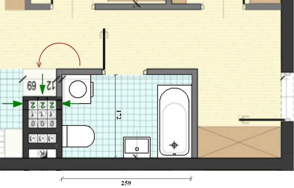 Jak Zaaranżować 45m2 łazienki Projektowanie Wnętrz