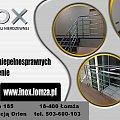 #balustrad #balustrada #barierki #chromowane #daszki #inwalidów #kwasówka #leśna #metal #metalu #niepełnosprawnych #nierdzewnej #podjazdy #polerowanie #połysk #stalowe #wyrobów #wyroby