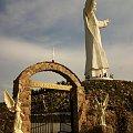 Pomnik Chrystusaa Króla w Świebodzinie #pomnik #Świebodzin