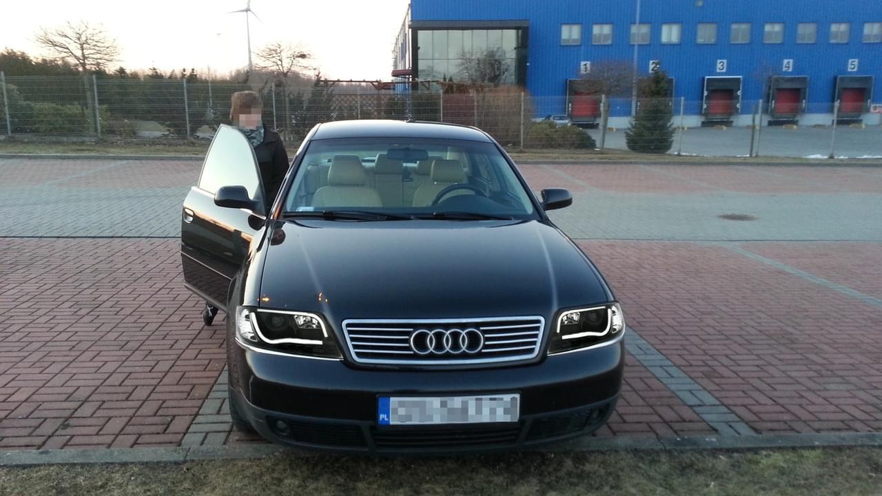 Audi A6 A7 Klub Polska A6 C5 Lampy Przednie Led Tube