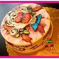 Tort na Walentynki z humorem #Kraków #LukierPlastyczny #okazje #przejęcia #StylAngielski #tort #torty #TortyWalentynki #urodziny