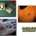 SM03 szczegółowo #kaczka #LokomotywaManewrowa #pkp #sm03
