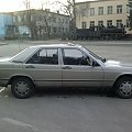 #Mercedes190