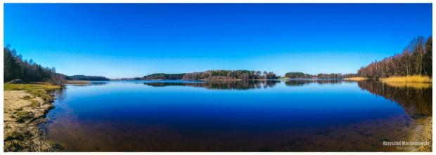 #panorama #jeziora #jezioro #pejzaż