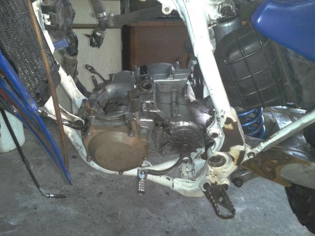 remont silnika yamaha yz 250 #kapitalka #remont #silnika #yamaha