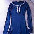 asymetryczna bluzka Rozmiar S. Stan bdb #ubrania #modne #tanio